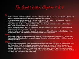 ppt the scarlet letter chapters 7 u0026 8 powerpoint presentation