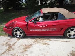 nissan 350z used parts for sale 1994 ford mustang cobra convertible indy pace car for repair or