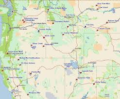 road map northwest usa vermont maps state maps city maps county maps and more us route