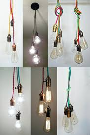 Cloth Cord Pendant Light Cord Pendant Light Tmeet Me