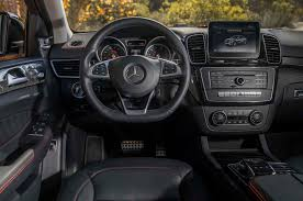 2017 mercedes benz gle class coupe reviews and rating motor trend