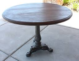 metal round dining table u2013 thejots net