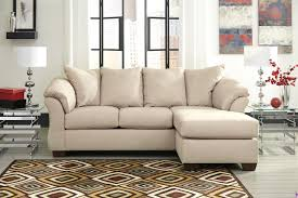 darcy stone sofa chaise sleeper 7500058 ashley