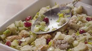 allrecipes thanksgiving stuffing recipes how to make cranberry sausage and apple