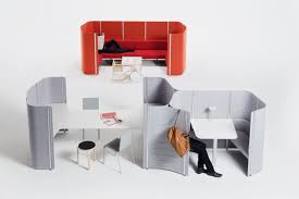 bureau bouroullec ronan erwan bouroullec privacy office space workbays meet