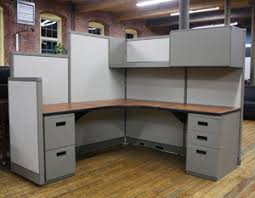 Office Furniture Refurbished by Steelcase Avenir Workstation Refurbished Office Cubicles