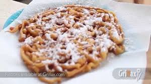 grilling tips dessert funnel cakes on the grill youtube