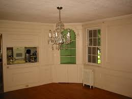 built in corner cabinets dining room room design plan photo under