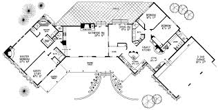 ranch home floor plans 4 bedroom 4 ranch home plans bedroom split house floor plan marvelous idea