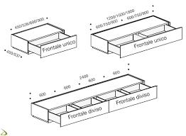 dimensioni materasso singolo dimensioni letti singoli cool awesome misure materasso una piazza
