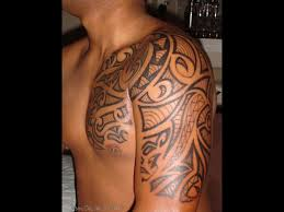 17 best tribal tattoos on shoulder images on pinterest best