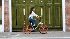 Challenge Do You Tie It Up Mobike Testing Ride Hailing Feature To Challenge Didi Ofo Tie Up