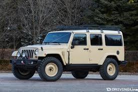 badass 2 door jeep wrangler jeep debuts seven new concept vehicles at easter jeep safari