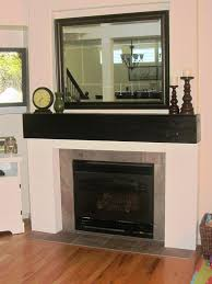 how to diy fireplace mantel u2014 home fireplaces firepits