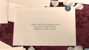 wedding invitations addressing wedding invitation etiquette addressing uc918 proper addressing of