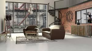 chambre industrielle chambre industrielle galerie galerie avec charmant style de chambre