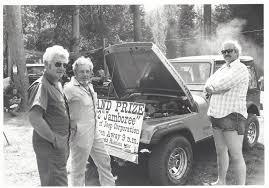 1982 jeep jamboree 1982 jamboree history