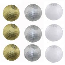 aliexpress buy new arrival 10pcs silver gold popular japanese lanterns buy cheap japanese lanterns lots from