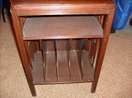 antique record album cabinet vintage wood record cabinet antique price guide details page