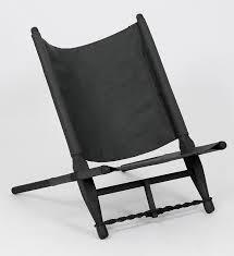 Dwell Armchair Ogk Safari Chair All Black Goods We Love Edition Lounge Chairs