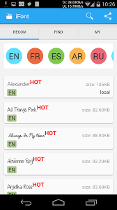 font apk ifont expert of fonts 5 8 7 apk android