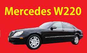 2003 mercedes benz s500 w220 big body luxury saloon for sale youtube