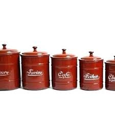 kitchen canisters canada canisters for kitchen quamoc com