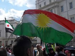 Kurdish Flag The Kurdish Perspective Syria Through The Looking Glass