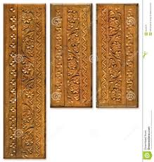 Wood Carving Instructions Free by Wood Carving Pattern Design Elements Royalty Free Stock Images