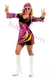 Disco Dancer Halloween Costume I88 60s 70s Retro Hippie Dancing Groovy Party Disco Fancy