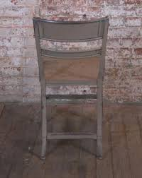 Rustic Industrial Dining Chairs Vintage Industrial Rustic Toledo Metal Dining Cafe Side Chairs For