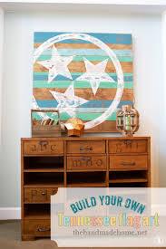 Tennesse Flag Tennessee Flag Art The Handmade Home