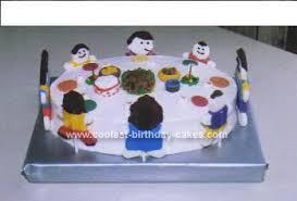 coolest thanksgiving dinner cake