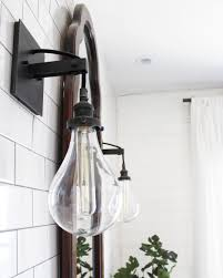 Sconce Fixture Industrial Bathroom Sconce See This Instagram Photo By