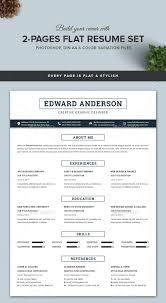 resumes with color creative resume cv templates for download