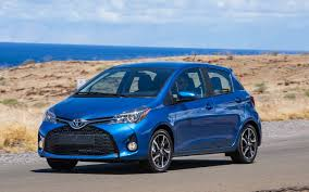 cars toyota 2016 2016 toyota yaris news reviews picture galleries and videos