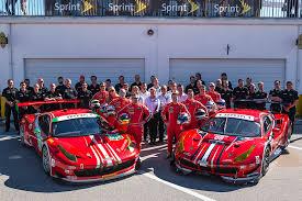 458 gt3 specs scuderia corsa team