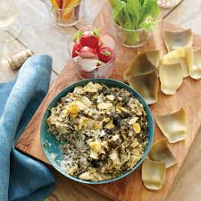 fresh artichoke and kale dip recipe myrecipes