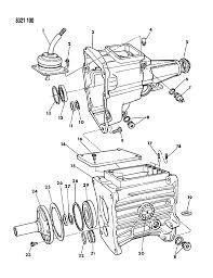 1988 dodge ram transmission transmission extension miscellaneous parts for 1988 dodge