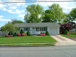ranch style home landscaping ideas for front yard home design ideas