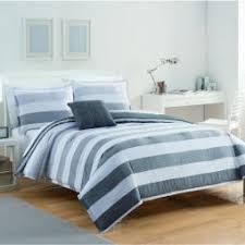 White And Teal Comforter Izod Brandon Stripe Teal Comforter Set Westpointhome Com