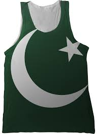 Oakistan Flag Pakistan Flag Tank Top Nation Tanks