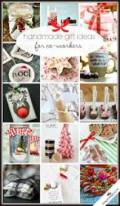 20 handmade gift ideas for co workers gift craft and christmas