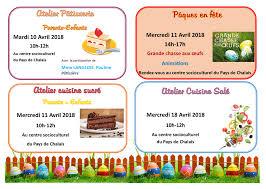 atelier cuisine parent enfant ateliers cuisine centre socioculturel du pays de chalais