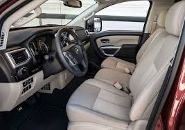 nissan rogue interior 2017 2017 nissan titan xd reviews and rating motor trend canada