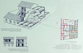 Ancient Roman House Floor Plan by Kos Town Kos The Greco Roman City