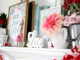 valentines day home decorations valentine s day home decorating ideas valentine s decorations for home