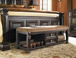 Bench Bedroom Storage Bench Bedroom Best Home Design Ideas Stylesyllabus Us