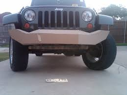 homemade jeep rear bumper my jk bumper build