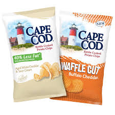 cape cod potato chips launches two savory cheese flavors